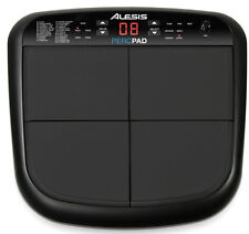 Alesis Perc Pad Drum Percussion Compact Four Pad Machine Sample Sound