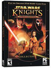 Star Wars: Knights of the Old Republic - Collection I & II (PC DVD) Brand New