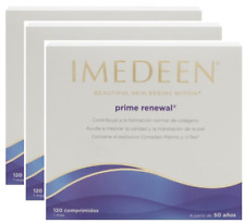 Imedeen Prime Renewal | 360 Tabs | 3 Month Supply | EXP DATE 08/21 FREE SHIPPING