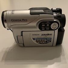 Hitachi Bx35A Dvd Camcorder Used Not Tested Camera Only