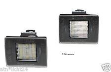 2x18 LED Vito White Xenon Licence Plate ILLUMMINATION Lighting A582