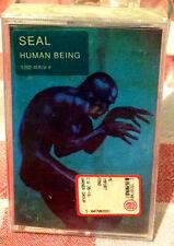 SEAL / HUMAN BEING - MC (EU 1998) SIGILLATA / SEALED