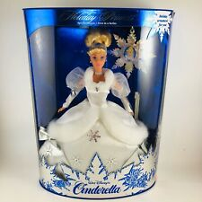 Disney 16090 ln box 1996 Holiday Princess Cinderella