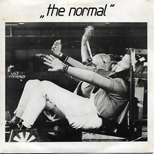 THE NORMAL - TVOD / WARM LEATHERETTE - MUTE LYNTONE 1978 - ORIGINAL 70s NEW WAVE