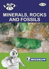 i-Spy Minerals, Rocks and Fossils (Michelin i-Spy Guides) by i-Spy Book The Fast