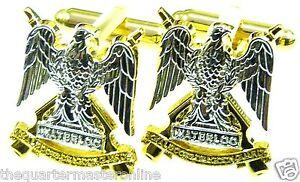 Royal Scots Dragoon Guards Cufflinks