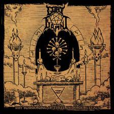 Goat Tyrant-thy summoning of three Demonic Rituals-CD-DEATH METAL