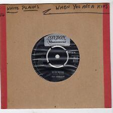 (HG292) Roy Orbison, Blue Bayou - 1963 - 7 inch vinyl