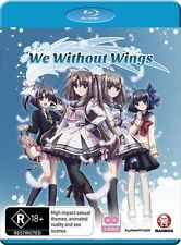 We Without Wings : Collection (Blu-ray, 2014, 2-Disc Set) Brand New Region B
