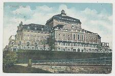 AK Cassel - Theater, gel. 1915   (E920)