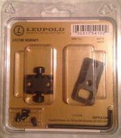Leupold 54100 STD Remington 710 770 2 Piece Scope Base NEW Matte Black