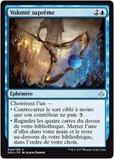 MTG Magic HOU - Supreme Will/Volonté suprême, French/VF
