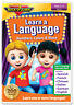 Learn a Language DVD - Numbers, Colors, & More by Rock 'N Learn (New)