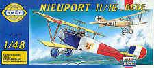 Smer 1/48 Nieuport 11/16 Bebe # 0814