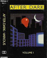 Various After Dark Vol 1 CASSETTE ALBUM T REX MOVE FREE ELO KINKS SPARKS