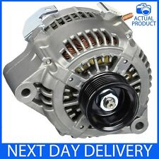 FITS TOYOTA SUPRA 3.0i BI-TURBO JZA80 2JZ-GTE 1993-2002 100amp NEW ALTERNATOR