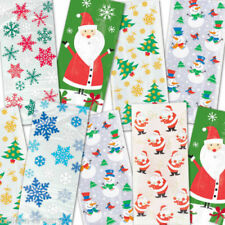 Christmas Plastic Party Bags