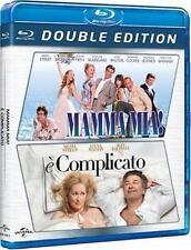 Blu Ray MAMMA MIA / E' COMPLICATO - (2 Blu Ray) ......NUOVO