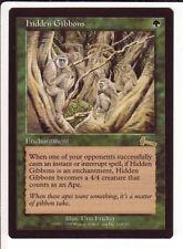 1x Hidden Gibbons / Verborgene Gibbons (Urza's Legacy) nm Rare