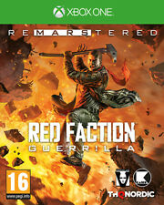 Red Faction Guerrilla Remastered Xbox One THQ Nordic