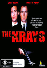 The Krays * NEW DVD * (Region 4 Australia)