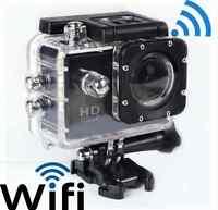WIFI SJ4000 Waterproof Sports DV 1080P HD Video Action Camera Camcorder Black