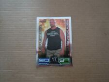 Carte - Catch  Topps Slam Attax 2008 - RAW - Stone Cold Steve Austin - Finishing