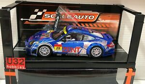 Scaleauto SC-7049HS 1/24 Porsche 911 GT3 Rsr #25 Super Gt 2011 Chassis Hs 1/24