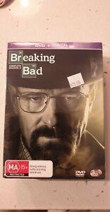Breaking Bad : Season 5 (DVD, UV 2019, 3-Disc Set) NEW+SEALED
