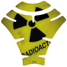 CUSCINETTO SERBATOIO 3d radioactive YELLOW 500246 universalmente corrispondente SERBATOIO MOTO PROTEZIONE