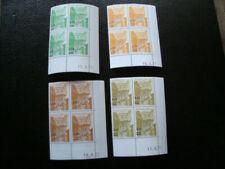 Sellos de 4 sellos de 9 sellos
