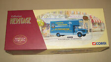 CORGI 1/50 SCALE heavy Berliet television truck boxed limited edition