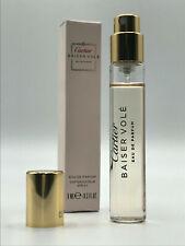 Cartier Baiser Vole Women Eau De Parfume Spray .3 Oz / 9 Ml New In Box