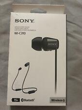 SONY WI-C310 Bluetooth Wireless Headphones Headset