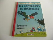 EO Les  schtroumpfs   édition originale DUPUIS  N° 5  de 1969  Oct17a