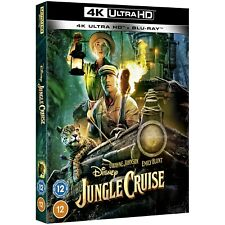 More details for jungle cruise 4k uhd / includes blu ray / pre-sale/ new and sealed/worldwide p+p
