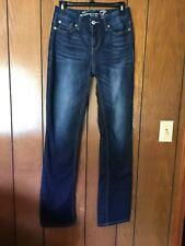 Seven 7 High Rise Slim Boot Inseam 32 Jeans SZ 27 Nwots