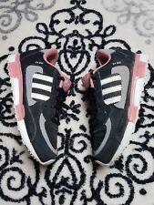 adidas ZX 850 sneaker Ortholite schuhe schwarz- rosa-grau mega RaR! Gr. 31.5