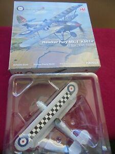 Hobby Master HA8004 Hawker Fury mk1 K5673 43 Sqn RAF 1930's Scale 1:48