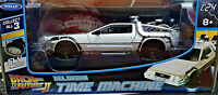 DeLorean Ritorno al Futuro 2 BTTF Flying version - Scala 1:24 Die Cast Welly
