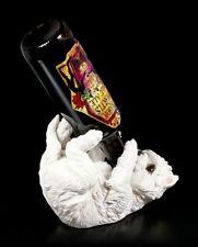 SOPORTE DE BOTELLAS - Highland Oeste Terrier - Divertidos perros Vino Decoración