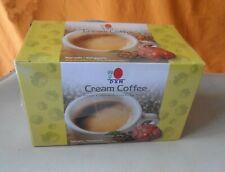 2 scatole di caffè solubile cremoso con integratore ganoderma ottimo x salute