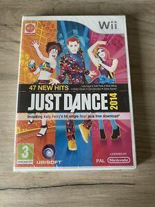 Just Dance 2014 Nintendo Wii Brand New Sealed