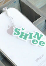 NEW Cute Korean Kpop Band SHINee Cellphone Dust Plug Cover Jack Charm
