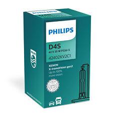 Philips Xenon X-treme Vision gen2 HID COCHE Faros Bombilla D4S (single) 42402XV2C1