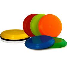 8X Frisbee Scheibe Kinder Spielzeug Sport Spiel Frisbeescheibe Wurfscheibe Disc