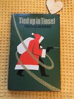 Ngaio Marsh - Tied Up In Tinsel - Vintage Rare Cover Hardback
