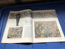 Magazine  life. Jackson Pollock.  August  1949.  1959.
