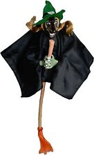 Scary Halloween Party House Witch Horror Prop Sound And Vibrations Accessory
