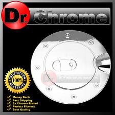 07-13 Chevy Silverado+07-13 GMC Sierra 1500+2500+3500 Chrome Gas Fuel Door Cover